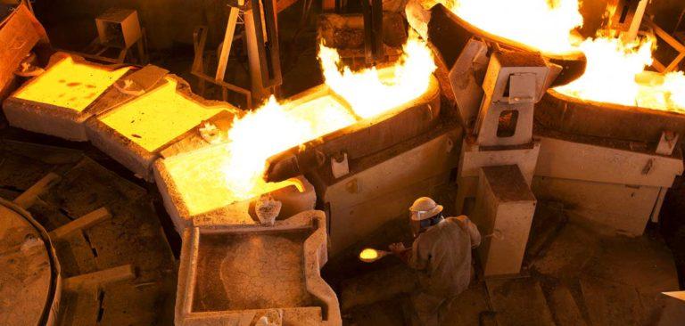 Precios del cobre superan los US$6.000 la tonelada, mayor nivel en 5 meses